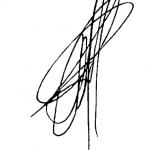 Подпись Рафа